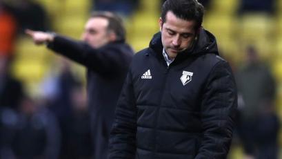 Watford de André Carrillo se queda sin DT