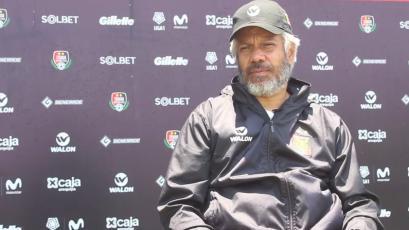Marco Valencia sobre Melgar: