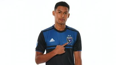 Marcos López sufrió su primera expulsión en la MLS