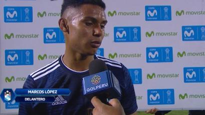 Marcos López: