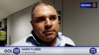Mario Flores: