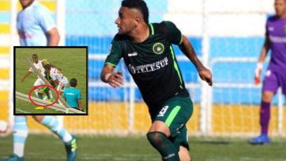 Ayacucho FC vs Pirata FC: Mario Ramírez le hizo un alucinante huachón a Luis Trujillo (VIDEO)