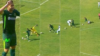 Liga1 Movistar: jugador de Pirata FC hizo gol maradoniano tras doble pared y llevarse a cuatro (VIDEO)