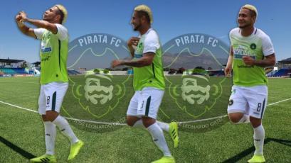 Pirata FC: Mario Ramírez, el colombiano que solo anota golazos en la Liga1 Movistar (VIDEOS)