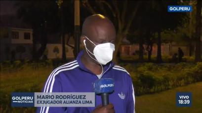 Mario Rodríguez:
