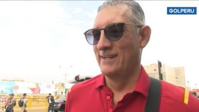 Mario Viera, DT de Ayacucho FC: