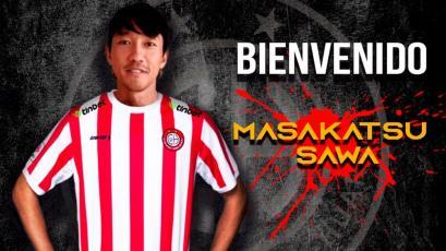 Masakatsu Sawa vuelve al fútbol peruano con 36 años para luchar por el ascenso a Primera