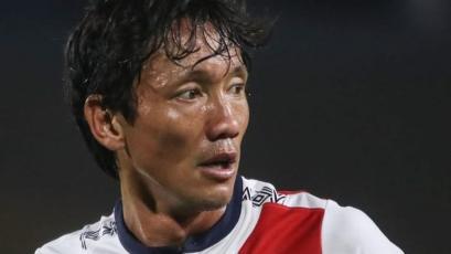 Masakatsu Sawa sobre su debut:
