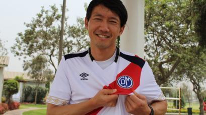 Liga1 Movistar: japonés Masakatsu Sawa volvió a Deportivo Municipal para salir campeón (FOTOS)