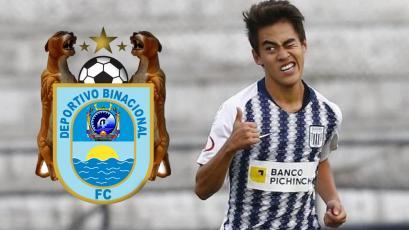 Liga1 Movistar 2020: Mauricio Matzuda dejó Alianza Lima y fichó por el campeón Binacional