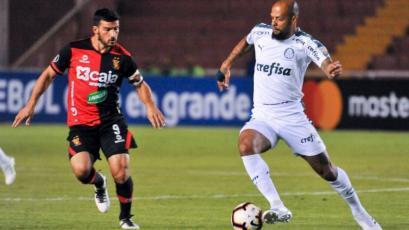 Copa Libertadores: Melgar cayó goleado 4-0 por Palmeiras en Arequipa y fue eliminado