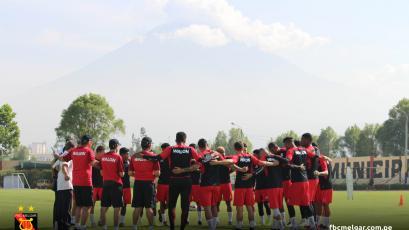 Melgar inició su pretemporada con miras a la Copa Libertadores
