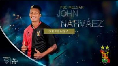 FBC Melgar: John Narváez es convocado por Ecuador para la Fecha FIFA