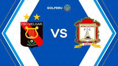 Melgar y Ayacucho FC abren el telón de la segunda fecha