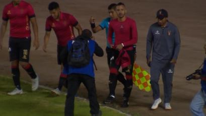 Melgar consigue ganar en la última jugada ante Sport Rosario (2-1)