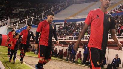 Melgar empató 1-1 en campo de Santiago Wanderers