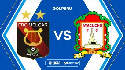 Melgar vs Ayacucho FC por el Torneo Clausura: hora, estadio y posibles alineaciones