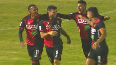 Melgar goleó 5-1 a Cantolao con 'hat-trick' de Bernardo Cuesta por la Liga1 Movistar