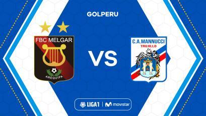 Melgar y Carlos A. Mannuci chocan en Arequipa por la fecha 8 del Torneo Clausura Liga1 Movistar
