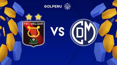 FBC Melgar recibe a Deportivo Municipal por la octava fecha del Torneo de Verano