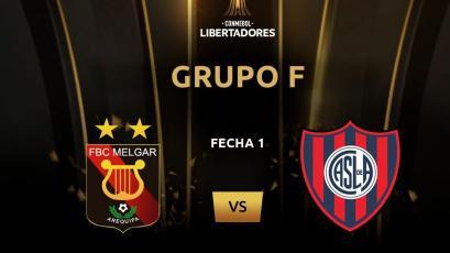 Melgar vs. San Lorenzo: Los datos del primer partido del grupo F