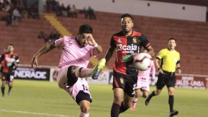 Melgar empató 1-1 con Sport Boys en Arequipa por la fecha 14 de la Liga1 Movistar