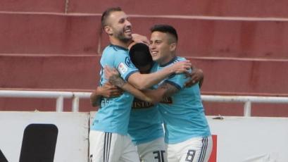 Sporting Cristal venció 3-2 a Melgar y alcanzó la punta del Torneo Clausura