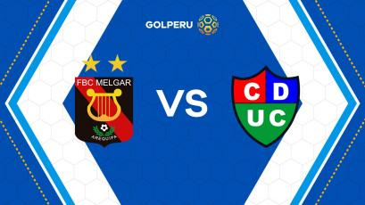 Melgar y Unión Comercio se enfrentan en el cierre de la Fecha 12 del Torneo Clausura