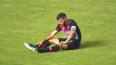 Melgar vs. Unión Comercio: Bernardo Cuesta sufrió falta, pero el árbitro lo castigó a él con la amarilla (VIDEO)