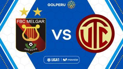 Melgar recibe a UTC partido pendiente por la fecha 3