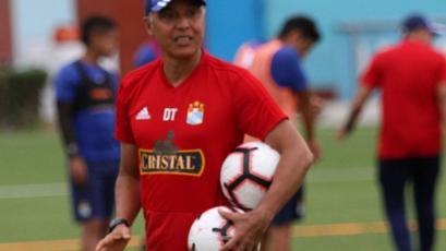Alexis Mendoza:
