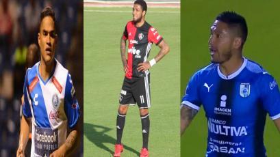 Santamaría, Gómez y Sánchez verán acción hoy en la Liga MX