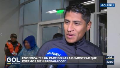 Michael Espinoza: