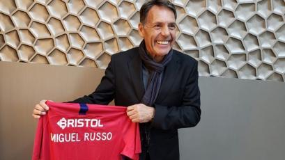Cerro Porteño de Paraguay anunció oficialmente a Miguel Ángel Russo como su nuevo DT