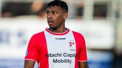 Miguel Araujo fue elegido en el once ideal de diciembre de la Eredivisie