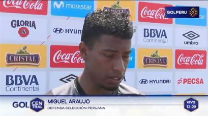 Miguel Araujo: