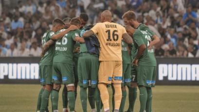 Europa League: Saint Etienne, con Miguel Trauco en el banco de suplentes, igualó con el Wolfsburgo