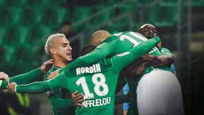 Miguel Trauco fue citado por el Saint-Étienne para jugar la Copa de Francia