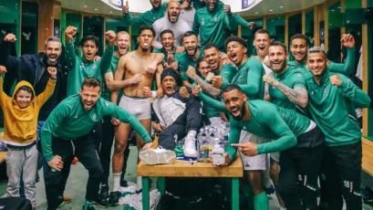 Saint-Étienne de Miguel Trauco jugará la final de la Copa de Francia