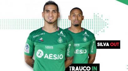 Miguel Trauco y el Saint-Étienne eliminaron al Mónaco en la Copa de Francia (VIDEO)