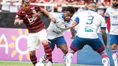Miguel Trauco: lateral del Flamengo en el equipo ideal de la fecha 7 del Brasileirao
