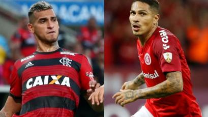 Brasileirao: Miguel Trauco y Paolo Guerrero figuran en el 11 ideal de la fecha 4