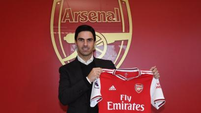 Premier League: Mikel Arteta es oficialmente nuevo entrenador del Arsenal (VIDEO)