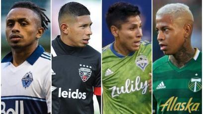 MLS: conoce la programación de la primera fecha para los futbolistas peruanos