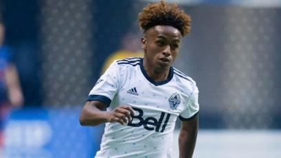Yordy Reyna no pudo evitar la derrota del Vancouver Whitecaps en la MLS