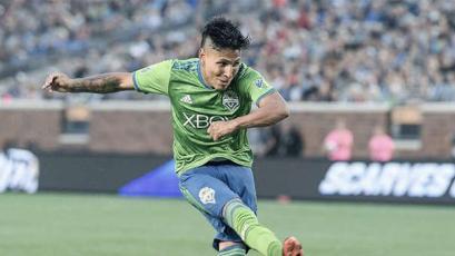 Yotún, Reyna y Ruidíaz anotaron en la jornada de MLS