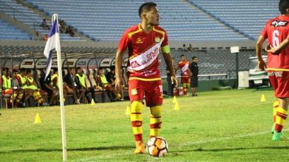 Moisés Velásquez de Sport Huancayo: