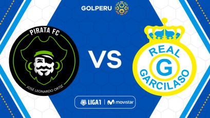 Molinos Pirata FC recibe a Real Garcilaso