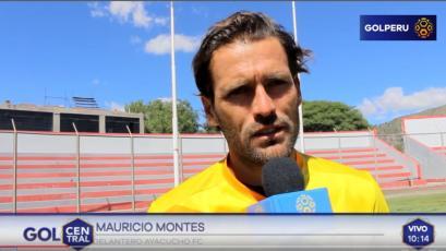 Mauricio Montes: