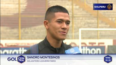 Sandro Montesinos:
